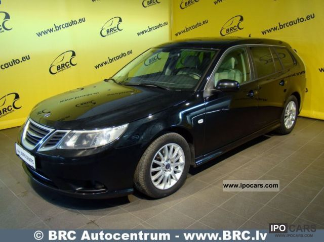 2009 Saab  9-3 Vector Estate Car Used vehicle photo