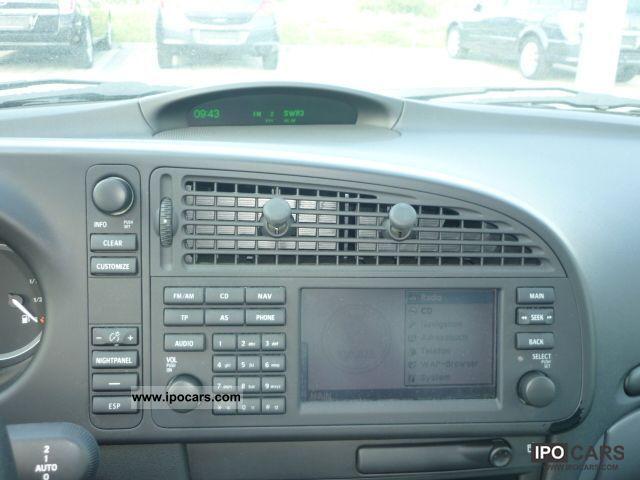 2004 Saab 9-3 VECTOR 1.9 TID - Car Photo and Specs
