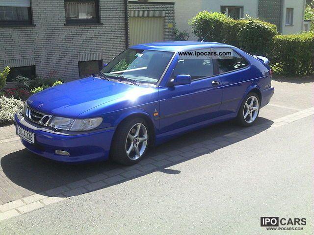 1999 Saab  9-3 Viggen 2.3 Turbo Mot. renewed at 69 500 km. Sports car/Coupe Used vehicle photo