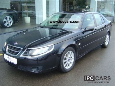 Saab  9-5 2.3t Linear Power Bio 2008 Ethanol (Flex Fuel FFV, E85) Cars photo