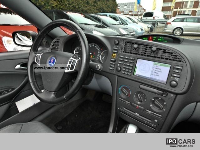 2004 saab 9 3 vector 1 8 automatic leather navigation. Black Bedroom Furniture Sets. Home Design Ideas