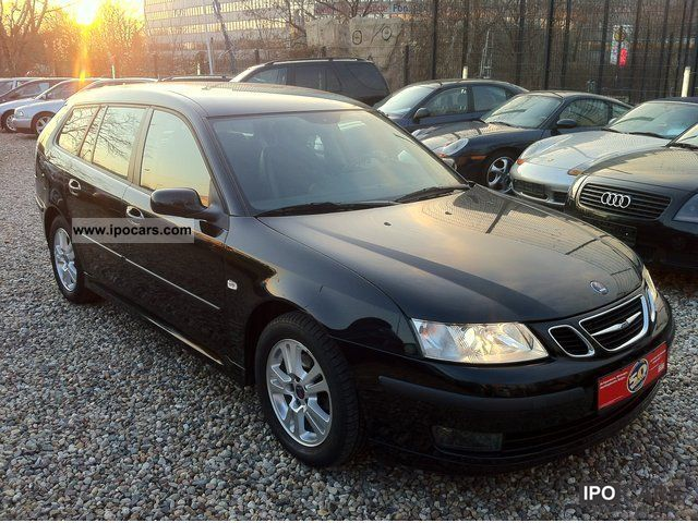 2007 Saab  9-3 1.8i Linear * Navi / PDC / climate control * Estate Car Used vehicle photo