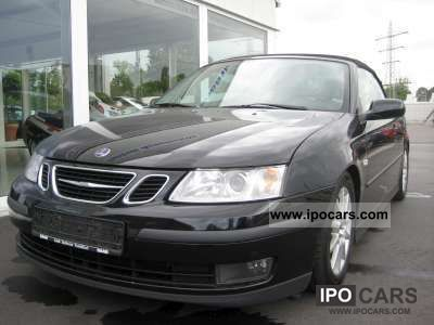 2005 Saab  9-3 convertible 1.8 t linear Cabrio / roadster Used vehicle photo