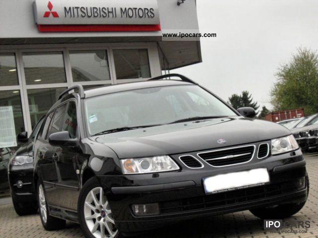 2007 Saab  9-3 1.8 t Sport Combi Salomon xenon Estate Car Used vehicle photo