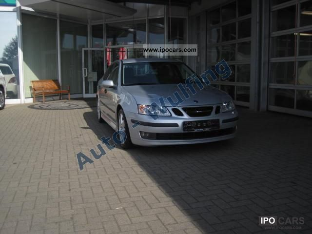 2004 Saab  9-3 TiD Leather + Navi Limousine Used vehicle photo