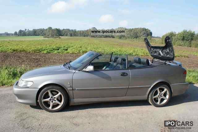 2001 Saab  9-3 Viggen Convertible 2.3i Turbo Cabrio / roadster Used vehicle photo