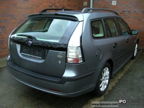 2007 Saab 9 3 Linear Sport Combi Hirsch Performance Estate Car Used Vehicle