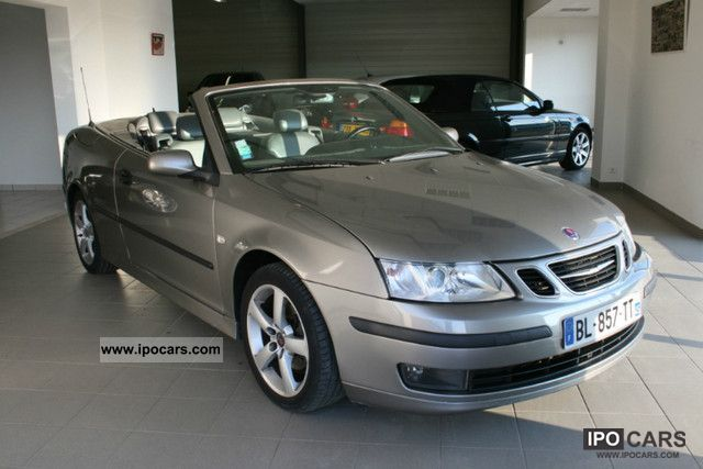 2004 Saab  3.9 1.8t Vector Convertible A Cabrio / roadster Used vehicle photo