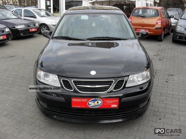 2006 saab 9 3 2 8 turbo aero leather navi auto. Black Bedroom Furniture Sets. Home Design Ideas