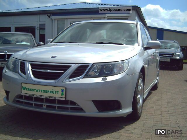2008 Saab  9-3 1.8 i Automatic air conditioning Limousine Used vehicle photo