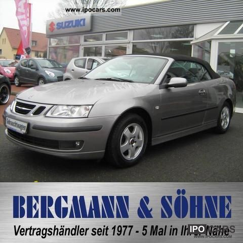 2005 Saab  9-3 Convertible 1.8T Cabrio / roadster Used vehicle photo