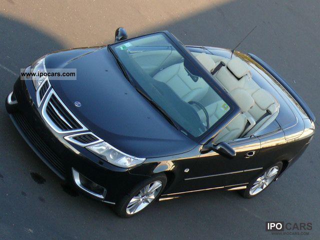 2008 Saab  9-3 1.9 Aero TTiD Convertible DPF XENON LEATHER SHZ Cabrio / roadster Used vehicle photo