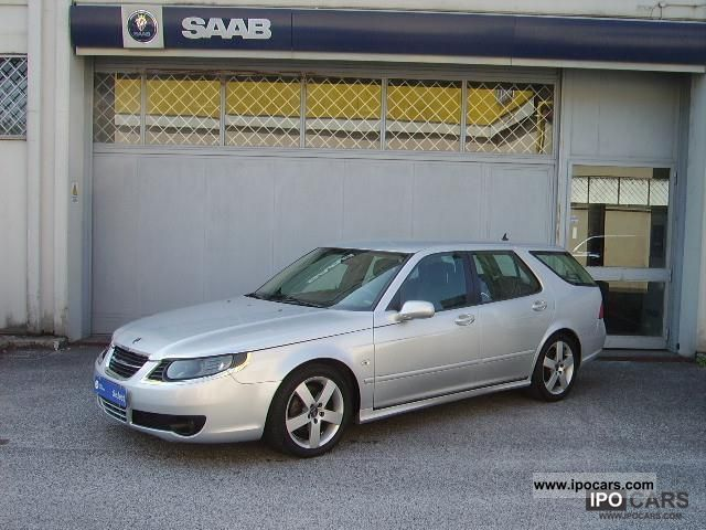 2005 Saab  9-5 1.9 Tid 16 v 150 HP VECTOR Estate Car Used vehicle photo