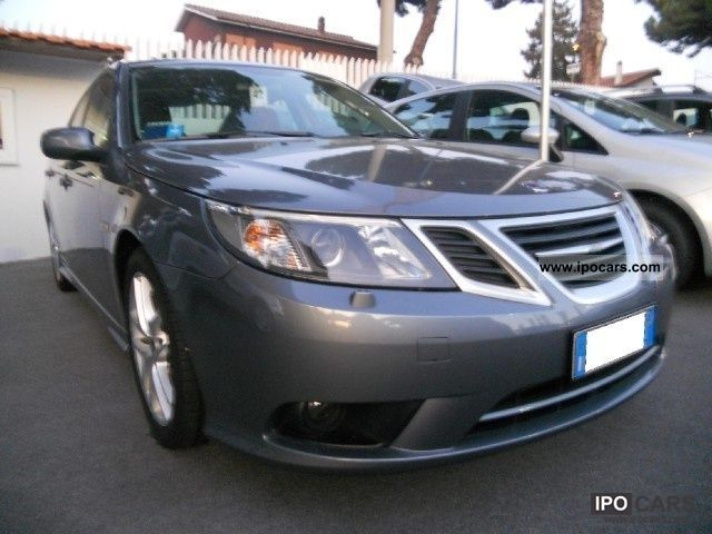 2009 Saab  9-3 Sport Sedan Vector 1.9 TiD 16V Limousine Used vehicle photo