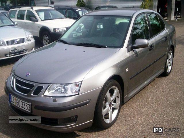 2004 Saab  9-3 TID VECTOR - Climate, Navi, Xenon, Heated seats, Al Limousine Used vehicle photo