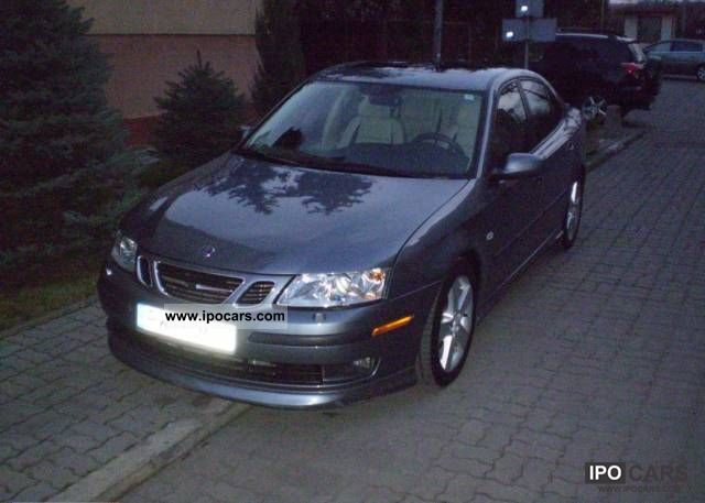 2007 Saab  9-3 Aero V6 250KM Limousine Used vehicle photo