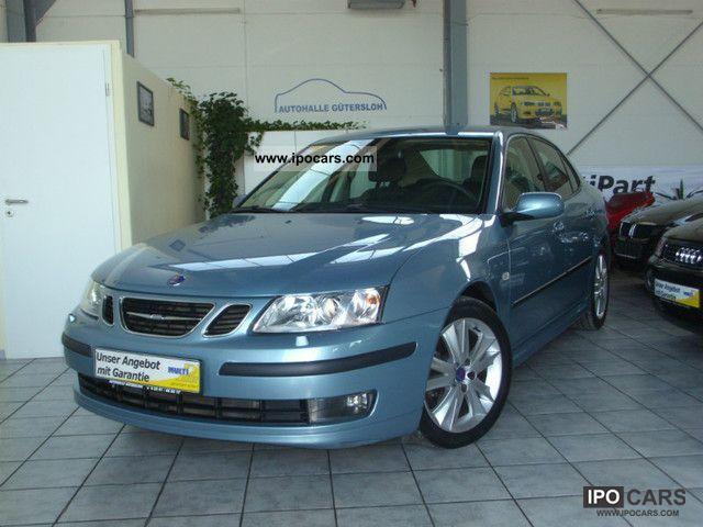 2007 Saab  9-3 1.8 t Aut. Anniversary 1.Hand Limousine Used vehicle photo