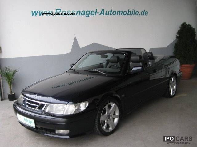 2002 Saab  9-3 Convertible Cabrio / roadster Used vehicle photo