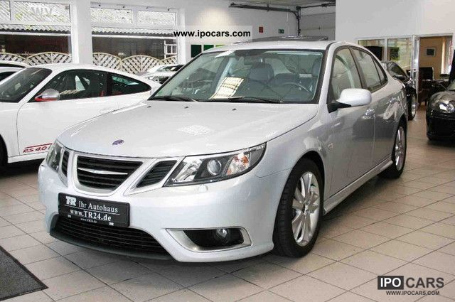 2008 saab 9 3 1 9 ttid dpf aut aero leather navi car. Black Bedroom Furniture Sets. Home Design Ideas