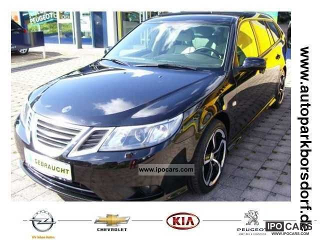 2008 Saab  9-3 with warranty! 1.9 TTiD Sport Combi DPF Ve Estate Car Used vehicle photo