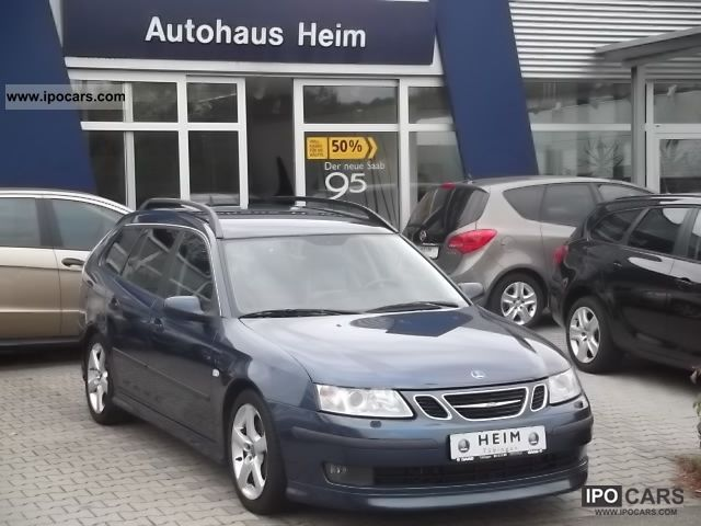 Saab  9-3 2.8 Turbo V6 Sport Combi Aero Hirsch tuning 2006 Tuning Cars photo