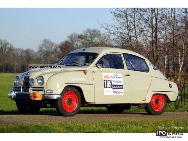 Saab  96 Short nose 1961 Vintage, Classic and Old Cars photo