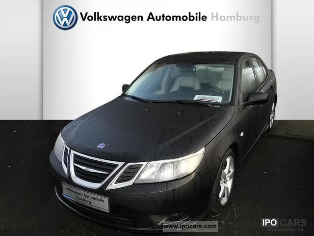 2008 Saab  9-3 Vector 1.8t automatic climate control sunroof Limousine Used vehicle photo