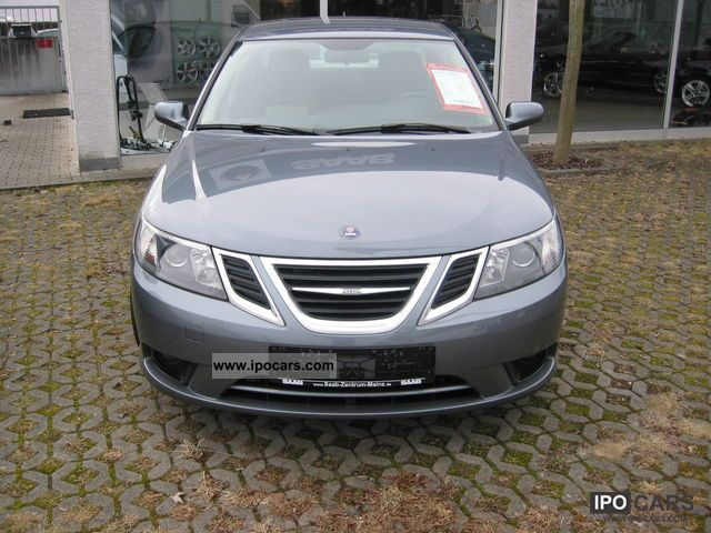 Saab  9-3 1.8t Vector Bio Power 2008 Ethanol (Flex Fuel FFV, E85) Cars photo