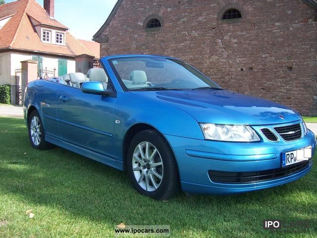 2007 Saab 9-3 1.9 TiD Convertible Winter price!! Cabrio / roadster ...