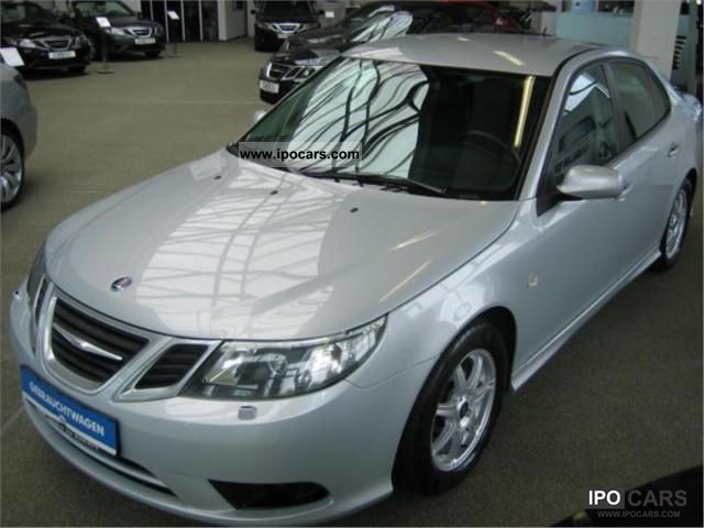 2008 Saab  9-3 1.8t Automatic Limousine Used vehicle photo