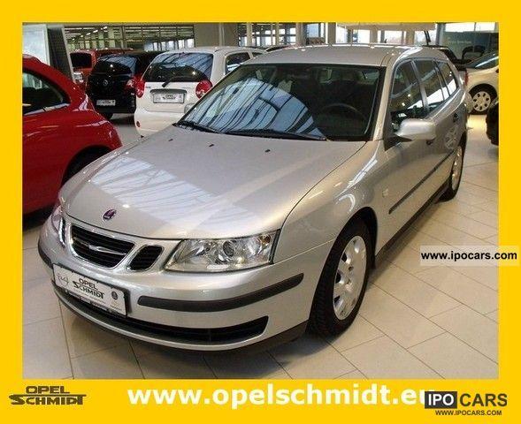 2007 Saab  9 -3 1.8 linear Estate Car Used vehicle photo