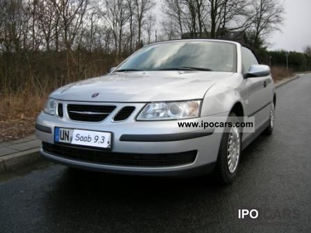 2005 Saab  9-3 Convertible Linear 2.0 T Cabrio / roadster Used vehicle photo