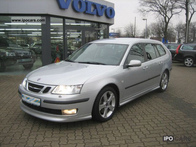 2006 saab 9 3 2 8 turbo v6 sport wagon aut aero. Black Bedroom Furniture Sets. Home Design Ideas