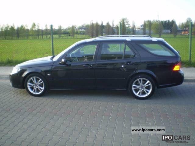2007 Saab  9-5 1.9 TD aut 150KM Estate Car Used vehicle photo