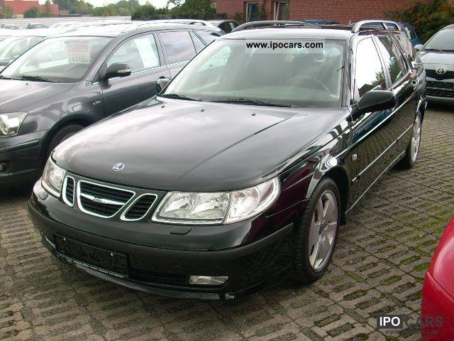 2002 Saab 9 5 2 0t Vector Estate Car