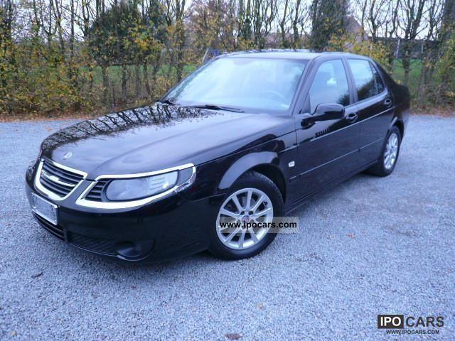 2008 Saab  9-5 1.9 TiD 16v Aut. Leather / Navi 68000 km! Limousine Used vehicle photo