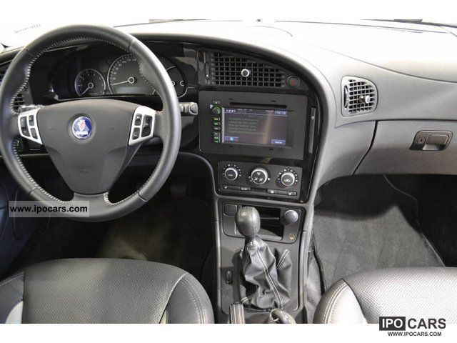 2009 Saab 9 5 2 0t Vector Griffin Edition Leather Car