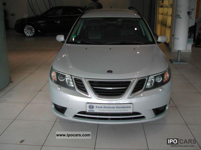 2008 Saab  9-3 1.8t Sport-Kombi ScandicBio Power Estate Car Used vehicle photo