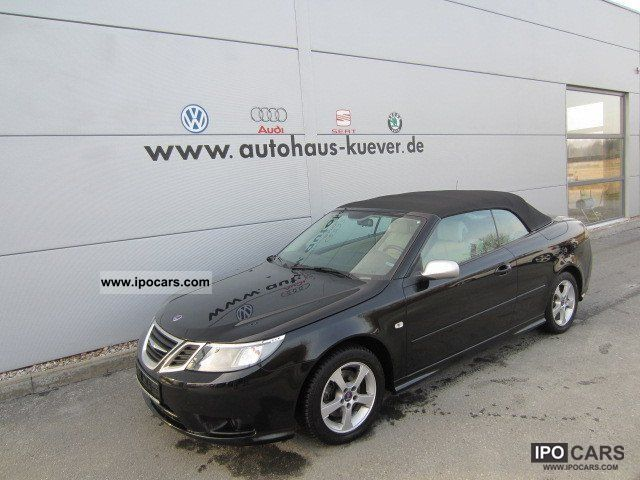 2008 Saab  9-3 Convertible 1.8T Leather Cabrio / roadster Used vehicle photo