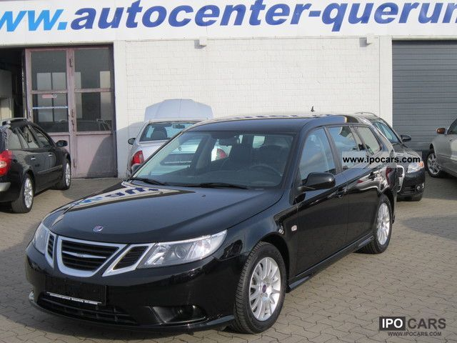 2010 Saab  9-3 SportCombi 1.9TiD 110kW Scandic Estate Car Used vehicle photo
