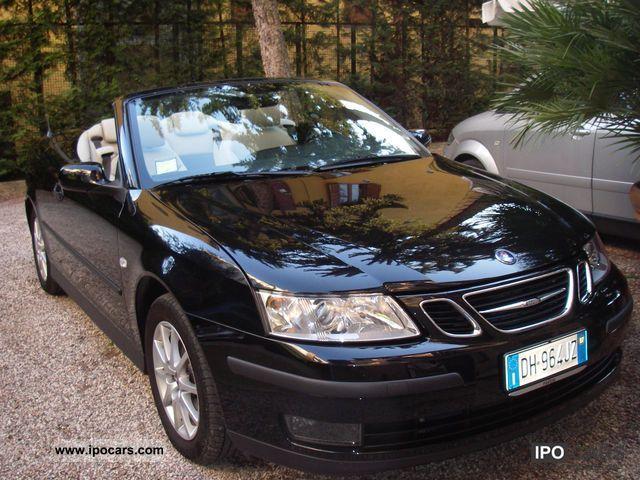 2007 Saab  9-3 Convertible GPL Cabrio / roadster Used vehicle photo