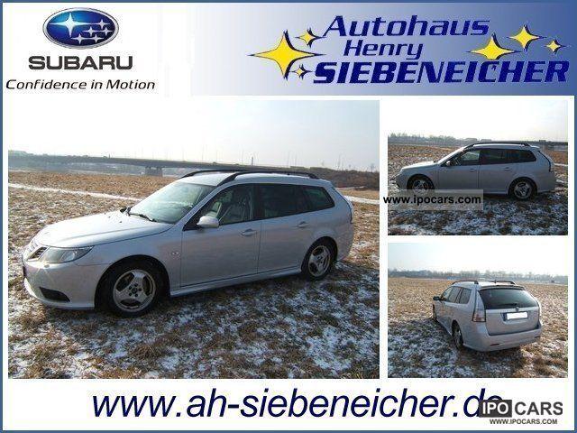 2008 Saab  9-3 Vector Estate Car Used vehicle photo