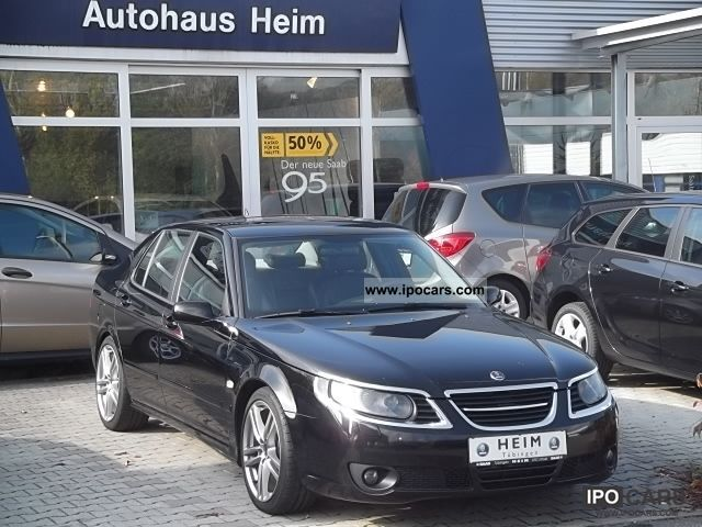 2008 saab 9 5 hirsch performance xenon glass roof 1. Black Bedroom Furniture Sets. Home Design Ideas