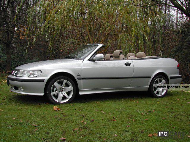 2006 Saab  3.9 CONVERTIBLE SPECIAL EDITION FOR UNUSED PRICE GW Cabrio / roadster Pre-Registration photo