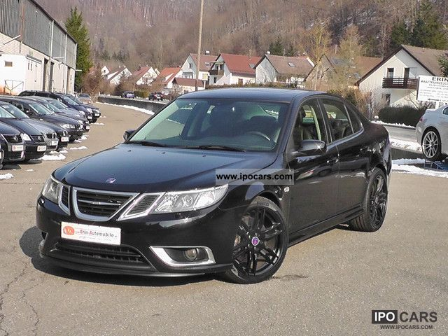 2009 Saab  9-3 Aero XWD V6 2.8 Turbo X * 1.HAND * LEATHER * TOP Limousine Used vehicle photo