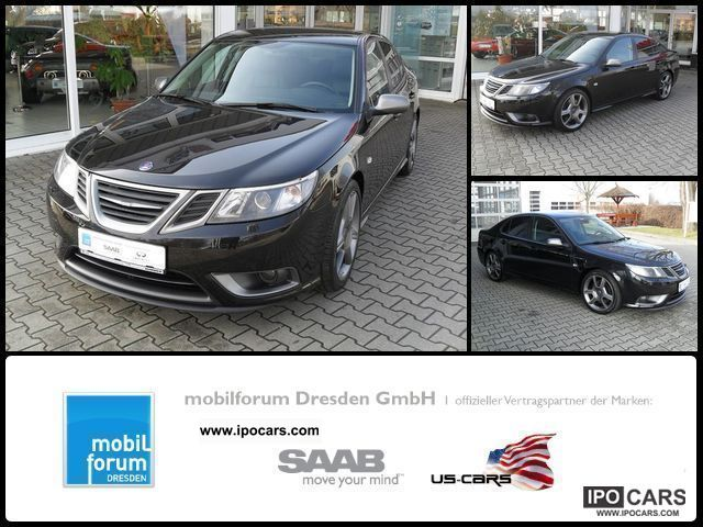 2008 Saab  9-3 XWD TURBOX 2.8V6 automatic sedan Limousine Used vehicle photo
