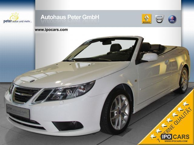 2008 Saab  9-3 Convertible BioPower 1.8t Vector BI-XENON Cabrio / roadster Used vehicle photo