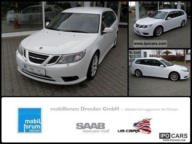 2010 Saab  9-3 Vector 2.0t BioPower SportCombi Estate Car Used vehicle photo