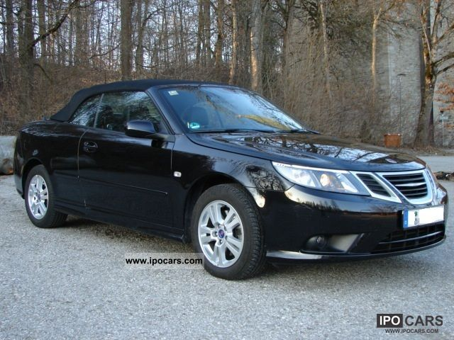 2009 Saab  9-3 1.8t BioPower Convertible Vector Cabrio / roadster Used vehicle photo