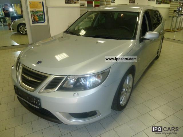 2007 Saab  9-3 Aero TTiD 200PS HP Standh, Navi, Bose, Phone, RWH, Estate Car Used vehicle photo